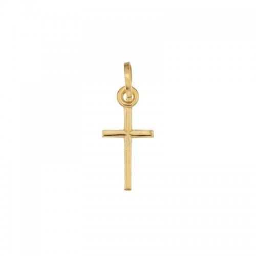 Croce in Oro Giallo 803321702890b