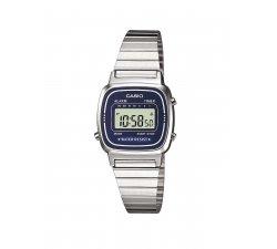 Orologio CASIO da donna LA670WEA-2EF Acciaio Vintage