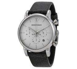 Orologio EMPORIO ARMANI da Uomo AR1810 Classico Cronografo Acciaio