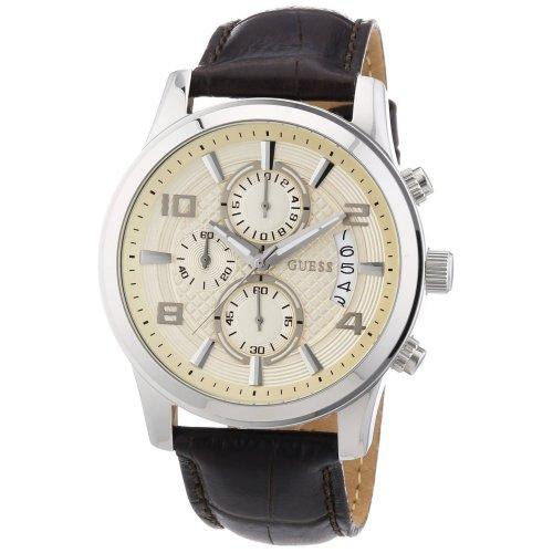Orologio GUESS da uomo Cronografo Collezione Exec W0076G2