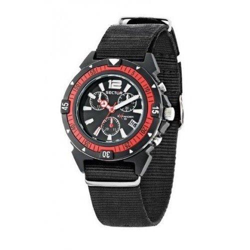 Orologio da uomo Sector Expander 90 Cronografo R3271697004