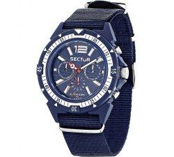 Orologio da uomo Sector Expander 90 Blu R3251197029