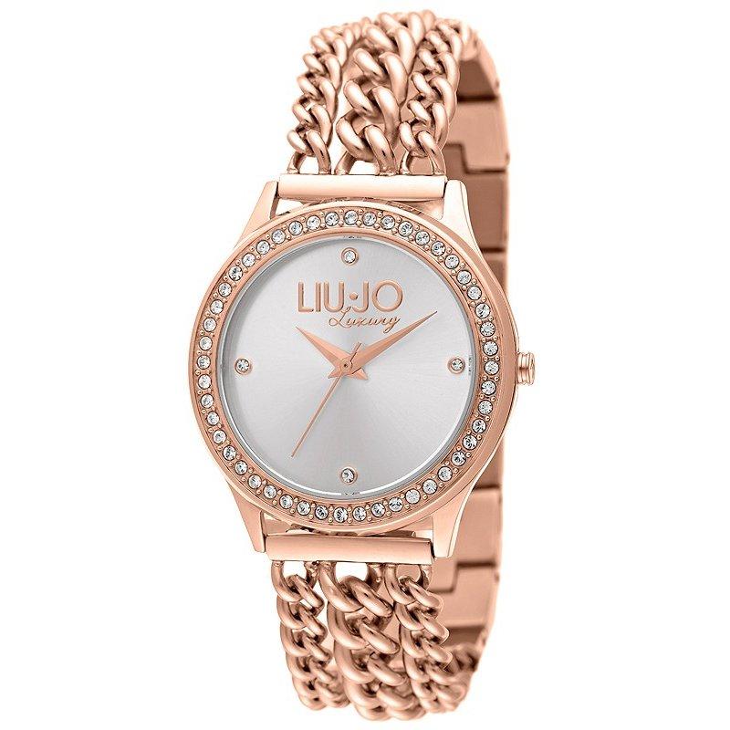 Orologio da donna Liu Jo Luxury Collezione Atena TLJ935 Gold Rose ... 1fb4293d34c