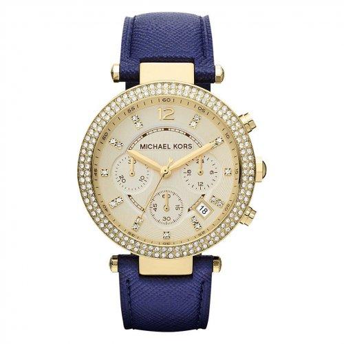 Orologio Michael Kors da donna Collezione Parker MK2280 dorato