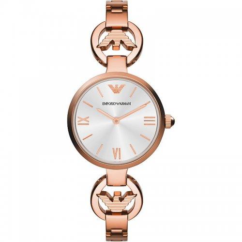 Orologio da donna Emporio Armani AR1773 Acciaio oro rosa