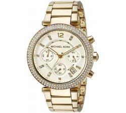 Orologio MICHAEL KORS da donna Collezione Parker MK5354 dorato