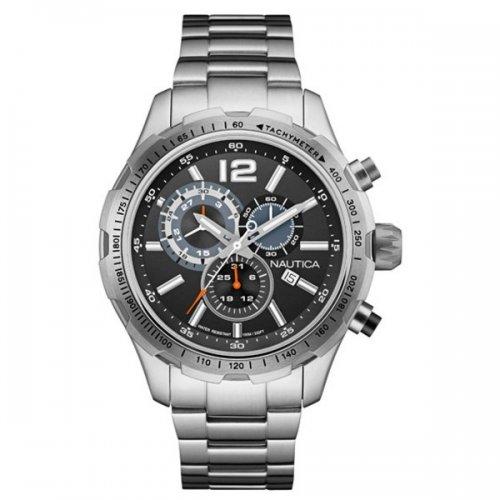Orologio Nautica da uomo NAI18504G Acciaio Cronografo