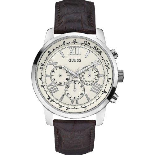 Orologio GUESS da uomo Cronografo Collezione Horizon W0380G2