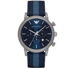 Orologio Emporio Armani da uomo Cronografo Blu AR1949