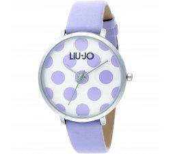 Orologio donna Liu Jo Luxury Collezione Pois TLJ1049 Viola