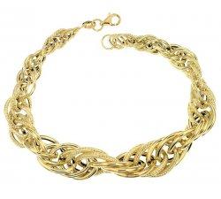 Bracciale donna in oro giallo 803321729084