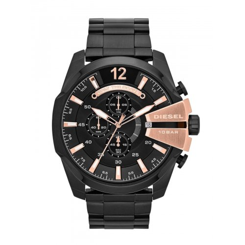 Orologio da uomo DIESEL Mega Chief DZ4309 Cronografo