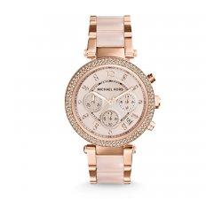 Orologio da donna Michael Kors Parker MK5896 Oro rosa