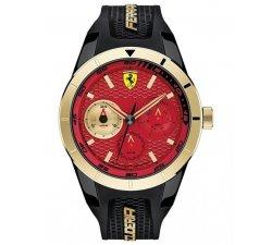Orologio Ferrari da uomo Red Rev T FER0830386
