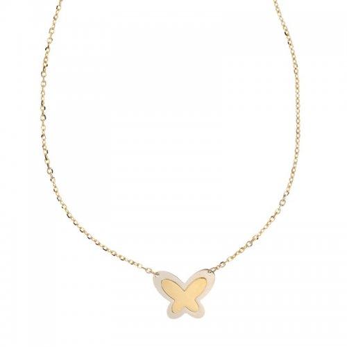 Collana Donna in Oro Giallo 803321734500