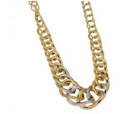 Collana Donna in Oro Bianco e Giallo 803321719444
