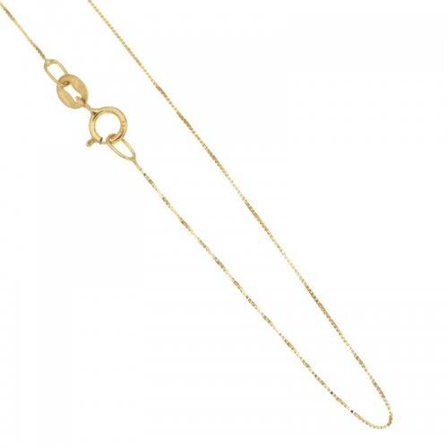 Collana Donna in Oro Giallo 803321710853