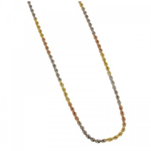 Collana Donna in Oro Giallo 803321704545