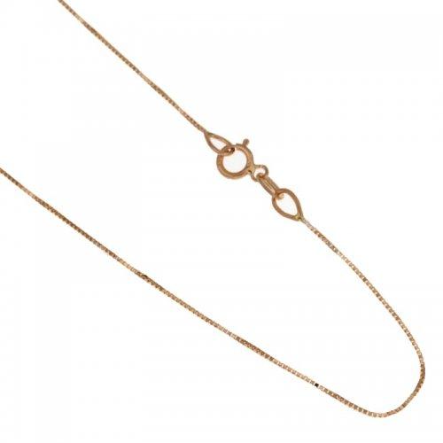 Collana Donna in Oro Rosa 803321705219