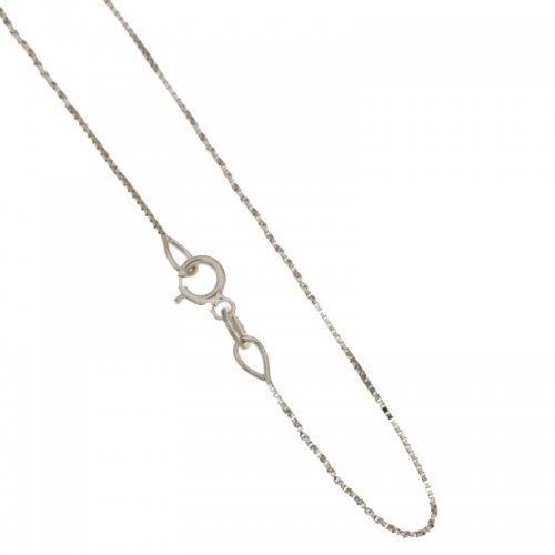Collana Donna in Oro Bianco 803321700099