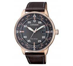 Orologio CITIZEN Uomo BM7393-16H Of Collection Aviator