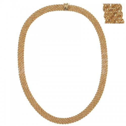 Collana Donna in Oro Giallo 803321733950