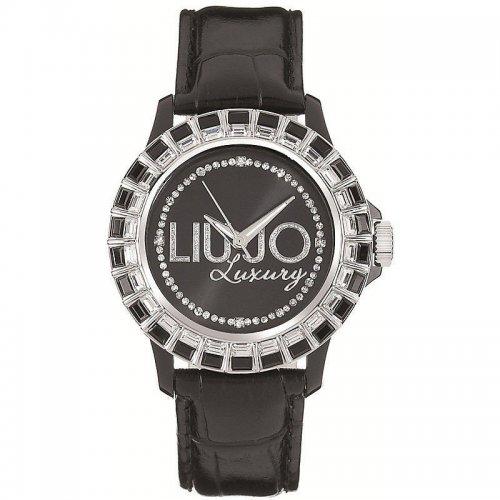 Orologio LIU JO Luxury da donna Collezione Baguette TLJ159 Nero