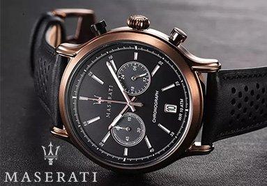 Orologi Maserati